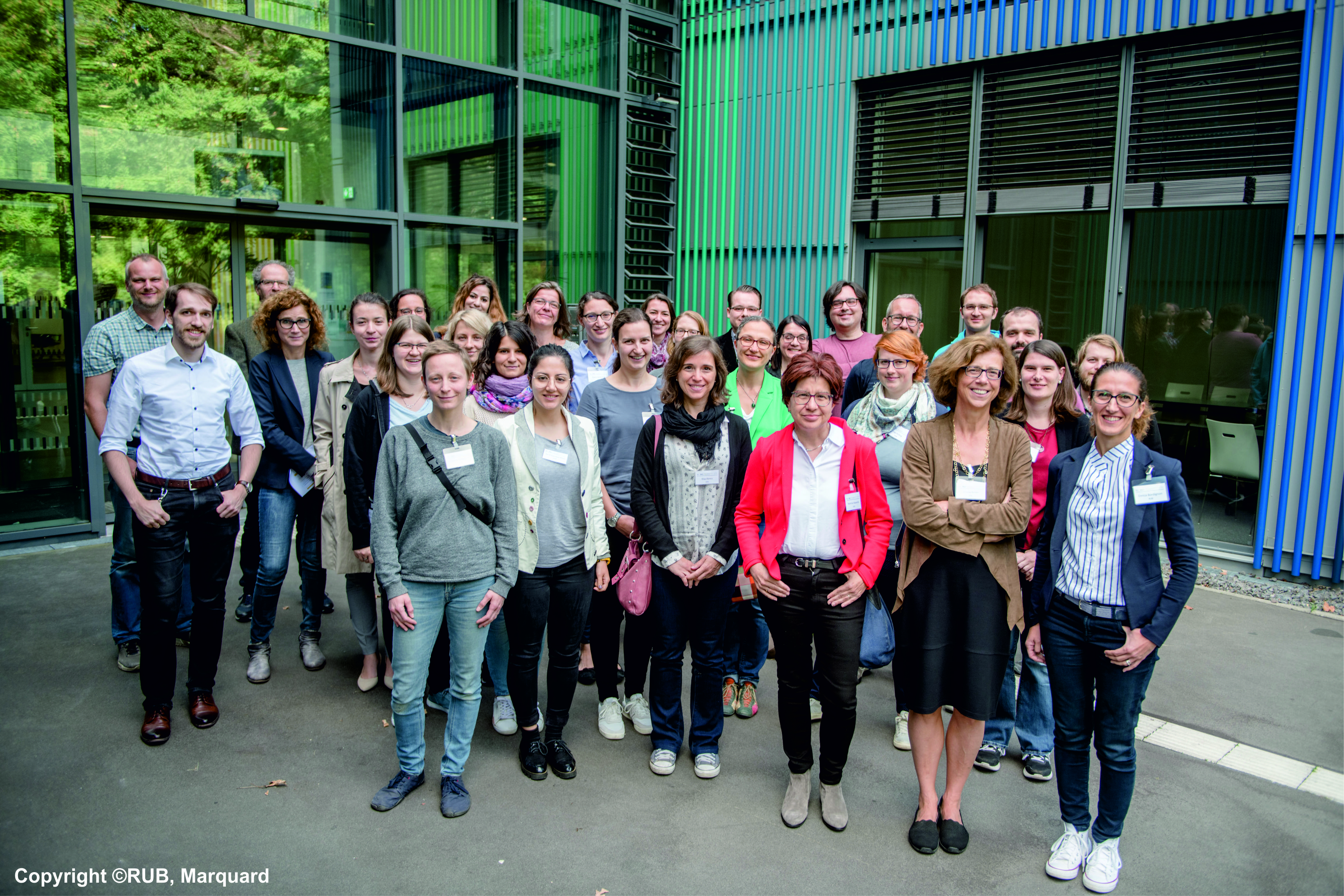 MUST/RESOLV Gender and Science Meeting